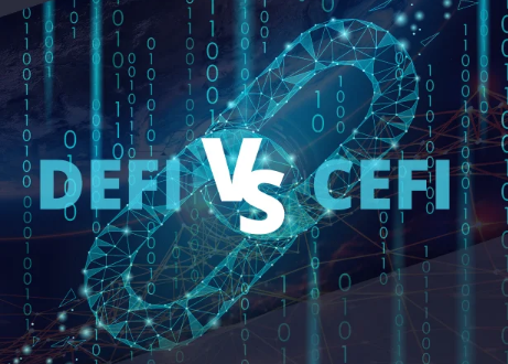 What is DeFi and CeFi