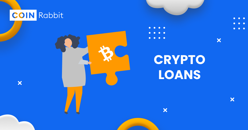 How to get instant cryptocurrency loan using CoinRabbit Platform