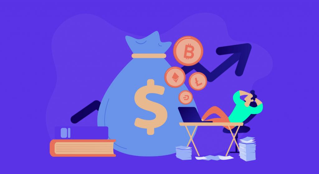 Get profit on crypto loan