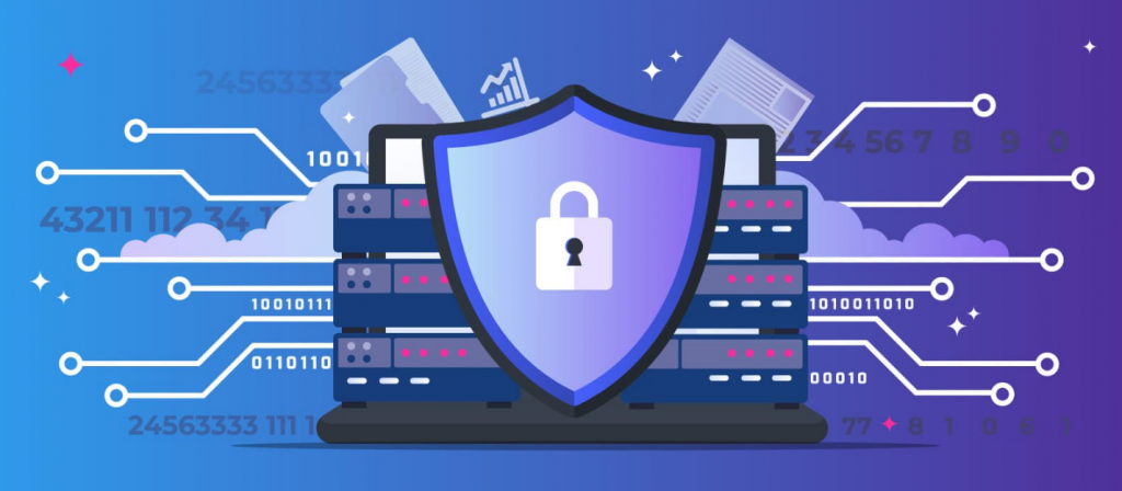What kind of tech is used to securely keep the crypto funds?