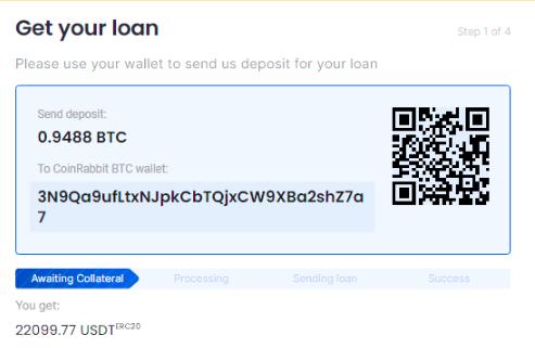 Get Bitcoin Loan