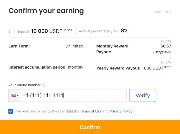 get your earning